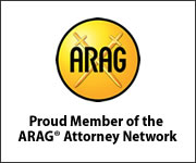 Proud Member of the ARAG Attorney Network